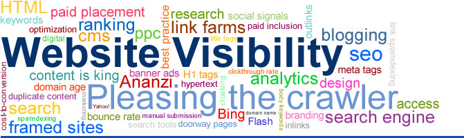 website visibility search engine optimization